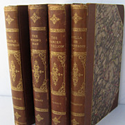 Leather Bond Books, Cambridge, Gerard, Horris and Broughton
