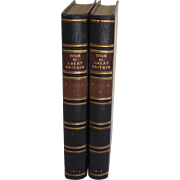 Volume I and II Journal of a Tour and Residence in Great Britain George Ramsay & Co Archibald