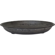 19th Century Pewter Shallow Bowl Touch Marks