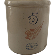 Red Wing Crock 5 Gallon