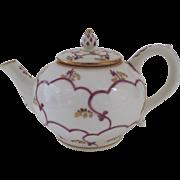 "Victoria & Albert Museum Collection by Franklin Mint Tea Pot Teapot ""Venice"""