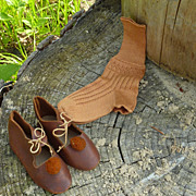 Brown Leather #9 Shoes