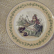 REDUCED Villeroy & Boch Spirit of the Flowers Wall plate