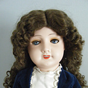 """REDUCED 22"""" Tall Unis French Doll 301"""