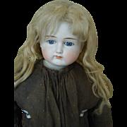 Stunning Beauty Early ABG Shoulder Head Circa 1885 French Market Fashion Doll
