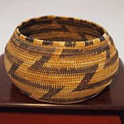 Vintage Pomo Basket