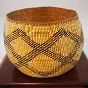 Vintage American Indian Basket