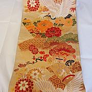 Vintage Japanese Obi