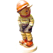 "*Final  Clearance - Hummel Goebel Figurine ""March Winds"" TMK6"
