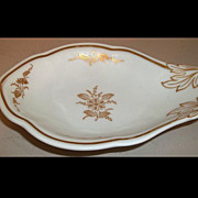 Richard Ginori Italy Card Tray
