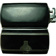 SOLD Vintage Highly Collectible Sleek and Sexy Ronson Lighter and Cigarette Case
