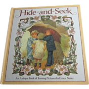 Hide-and-Seek Book of Turning Pictures