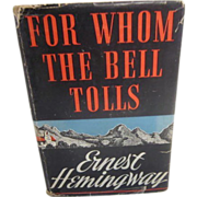 For Whom the Bell Tolls 1940 Hemingway