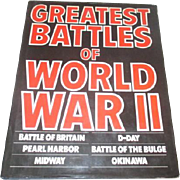 Greatest Battles of World War II
