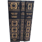 Set of 3 American Classics from International Collector's Library Gone with the Wind, The Scar