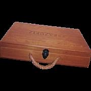 Errazuriz Presentation Wooden Wine Box