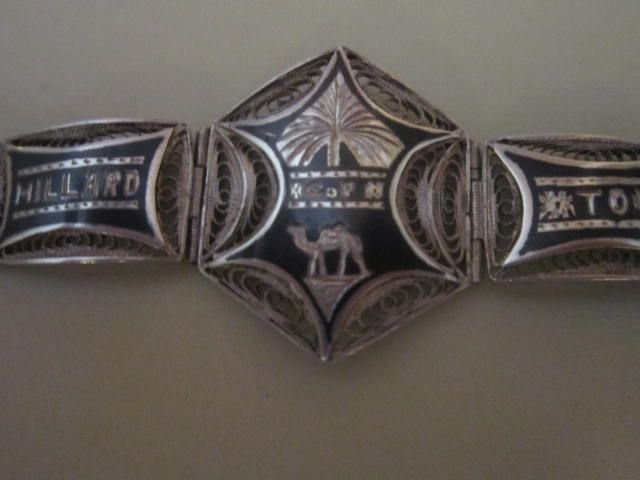 1943 One of a Kind Hand Made Bracelet-Made in Iran