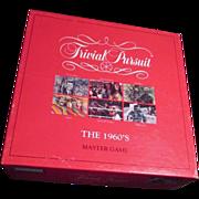 Trivial Pursuit 1960's Master Game