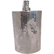 Tin Lined Chrome Pocket Flask AHS Germany