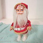 Vintage Santa Christmas Tree Ornament