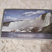 Vintage Playing Cards Of the New York Central System Niagara Falls and Hudson River
