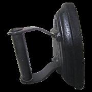 Single Piece Solid Cast Iron Flat Iron