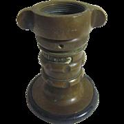 Elkhart Mfg Co Brass Fire Hose Adapter