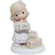 "Precious Moments ""Mom You've Given Me So Much"" Figurine #488046"
