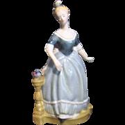 Royal Doulton of England Bone China Figurine Clarinda