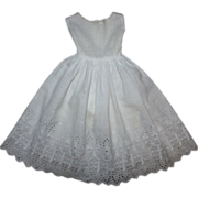 SOLD Antique Slip with Attached Bloomers 1900