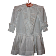 SOLD Antique Little Girl Victorian Dress Late 1800s