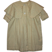 SOLD Wool Baby Toddler Coat with Shawl Collar 1910