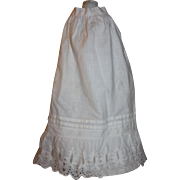 SOLD Antique Slip for Tall China Heads and Bisque Dolls 1890
