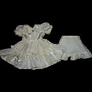 Original Tagged Raving Beauty Doll Dress 1952