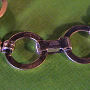 Gold Filled Bracelet, circa 1940 to 1960