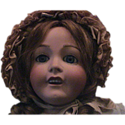 Antique French Doll, Favorite