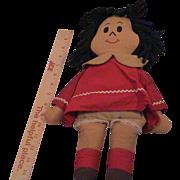 Cartoon Character Little Lulu - Cloth