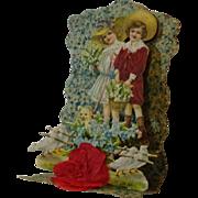 SALE PENDING Vintage Valentine