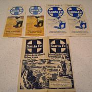 Santa Fe Old Public Timetables