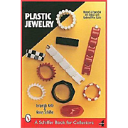 SOLD Plastic Jewelry Reference Guide a Schiffer Book for Collectors