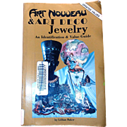 SOLD Art Nouveau & Art Deco Jewelry Identification and Value Guide
