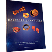 SOLD Scarce Bakelite Jewellery Reference Book Guide