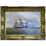 "Richard Spencer ""Margaret Thomson"" off the Coast of Hobart"