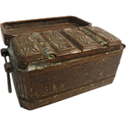 SALE Betel Nut Box