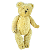 Lovely Vintage Mohair Teddy Bear by Diem