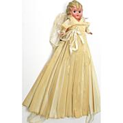 Vintage Celluloid Carnival Kewpie Doll All Original