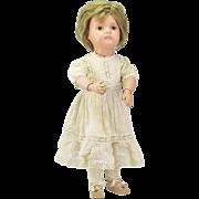 Antique Schoenhut Dolly Faced Doll