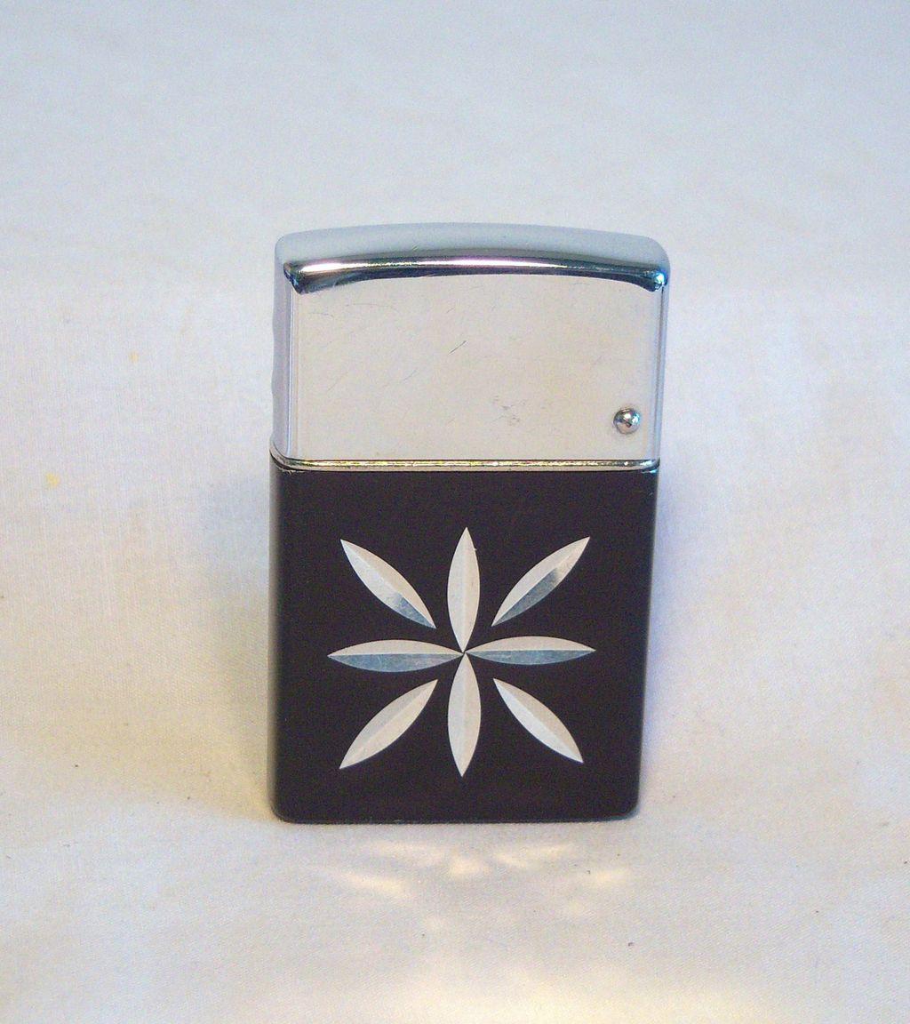Vintage Wind Master Cigarette Lighter-General Electric Advertiser 1960's