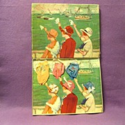 SOLD 20s Boxed Hankies, Flappers at Regatta