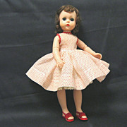 1956 Lissy, Mme. Alexander doll